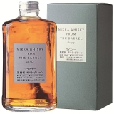Nikka from the Barrel 0,50L, 51,4%, gift