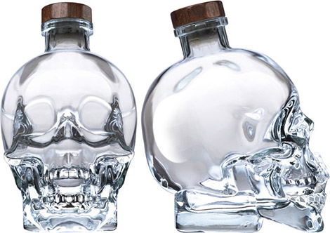Crystal Head vodka 0,7l 40%