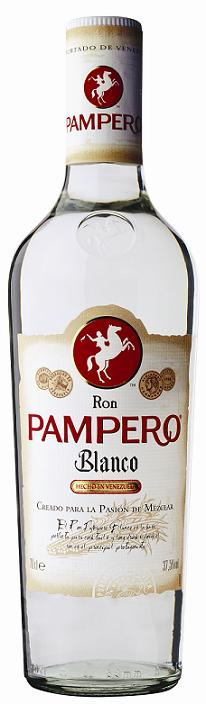Pampero Blanco 37,5% 1l