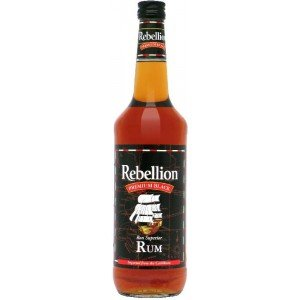 Rebellion Dark rum 37.5% 1l