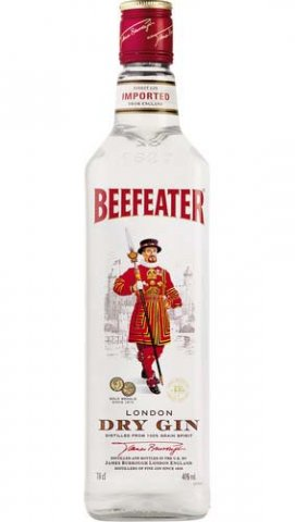 Beefeater Gin 47% 1l