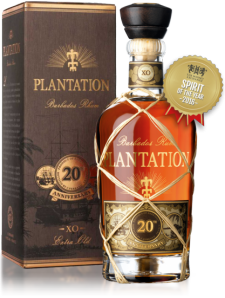 Plantation Rum Barbados Extra Old 20th Anniversary 40% 0,7l