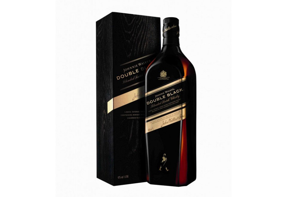 Johnnie Walker Double Black Limited edt., 0.7l